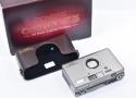 【コレクション向け 未使用】 CONTAX T3 シルバー 70Years Limited Edition 【元箱付一式 フィルム1本も通していない】