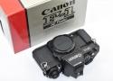 【コレクション向け 未使用】 Canon NEW F-1 AE 【元箱付一式 フィルム1本も通していない】