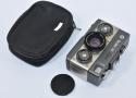 【希 少】 Rollei 35 classic 純正ケース付 【Sonnar 40/2.8 HFTレンズ搭載】