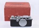 ニッカカメラ MADE IN OCCUPIED JAPAN 元箱付 【戦後間もなくニッポンカメラの距離計付モデルを改良して再生産したのがこのカメラ】