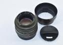 【希 少】LEICA SUMMILUX-R 50mm F1.4 3カム サファリ 【純正フード12508付】
