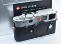 【コレクション向け】 LEICA M7 0.72 シルバー 【元箱付一式】