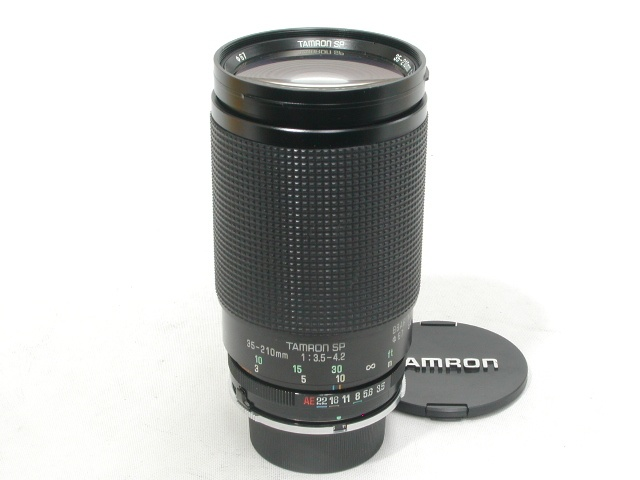 【難あり】 TAMRON SP 35-200mm 1:3.5-4.2 (26A) FOR Nikon Ai-E
