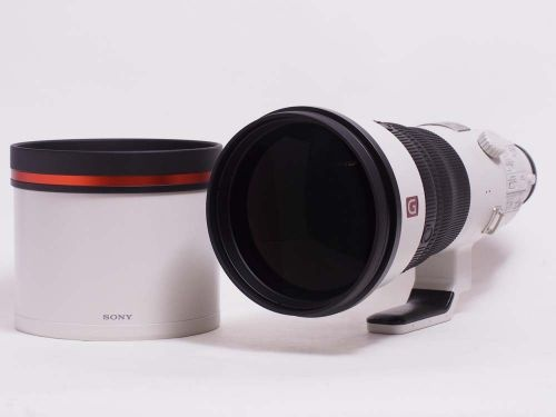 FE 400mm F2.8 GM OSS【中古】(L:020)